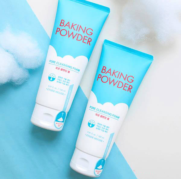 Sữa Rửa Mặt Etude House Baking Powder B.B Deep Cleansing Foam 160ml 2